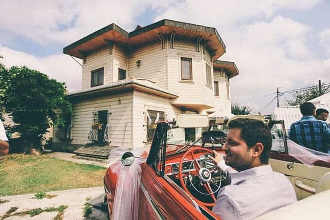 damadın Kilyos'daki evinin fotoğrafı 2