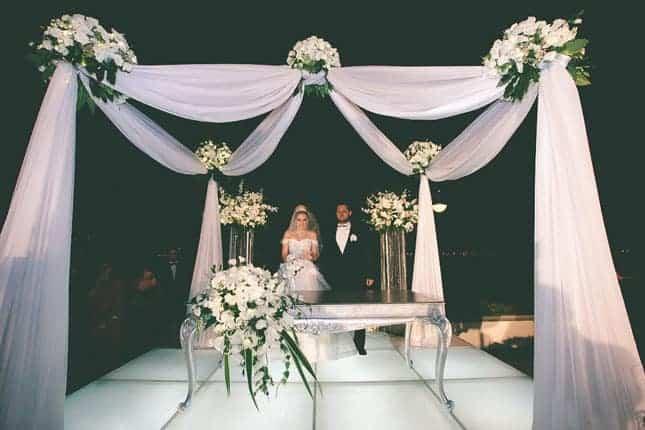 Four Seasons Hotel düğün fotoğrafları 3