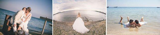 plaj düğünü fotoğrafları 2