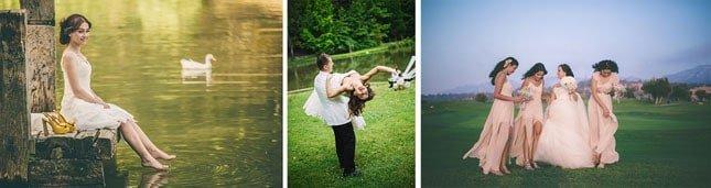 yeşil düğün fotoğrafları 2