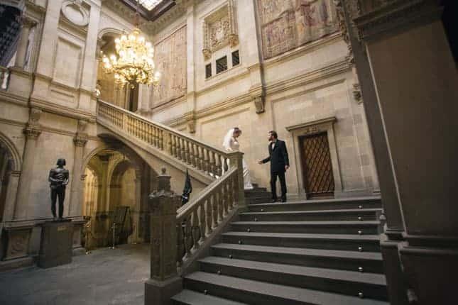 Murat Funda Barcelona Wedding 056