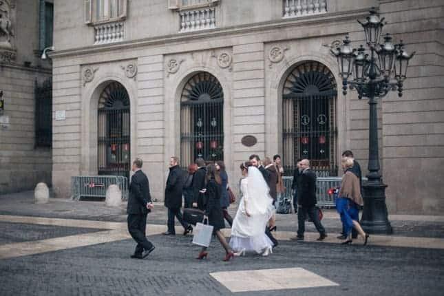 Murat Funda Barcelona Wedding 061