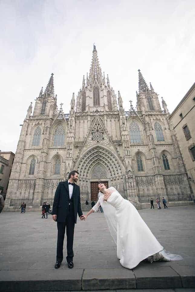 Murat Funda Barcelona Wedding 089