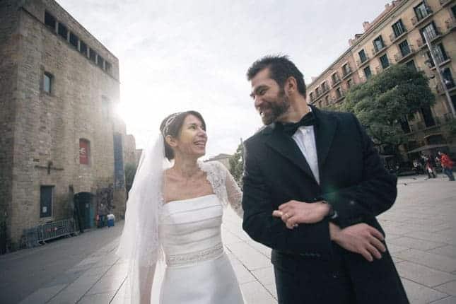 Murat Funda Barcelona Wedding 092