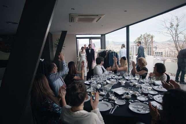 Murat Funda Barcelona Wedding 113