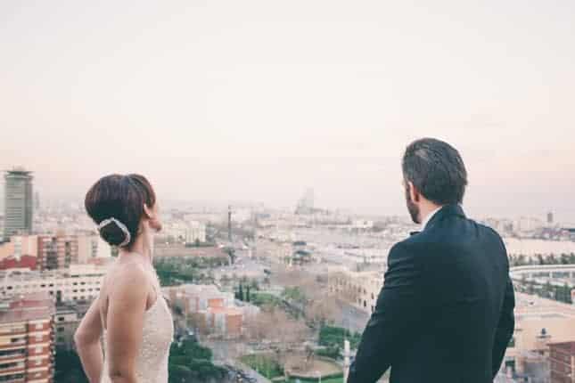 Murat Funda Barcelona Wedding 125
