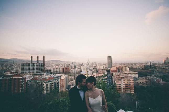 Murat Funda Barcelona Wedding 133