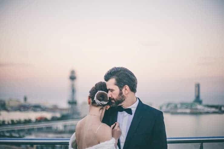 Barcelona'da Belgesel Düğün Çekimi