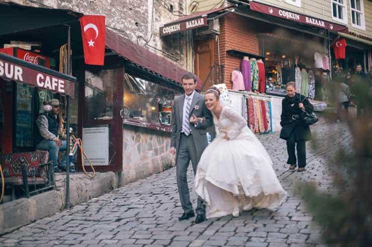 russian wedding turkey