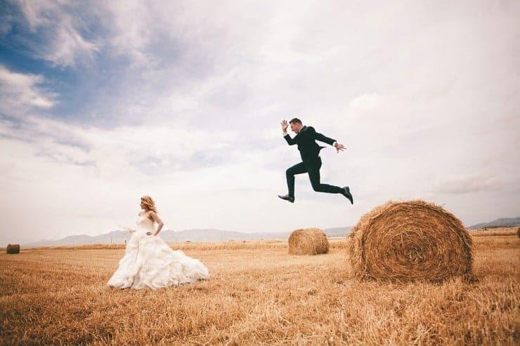 Kıbrıs Salamis Bay Conti Otel 'de Düğün Fotoğrafları