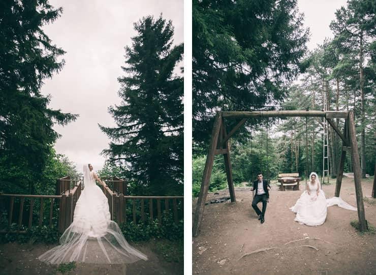 Düğün Fotoğrafı - yayla