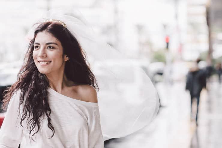 Düğün Fotoğrafı - Otele geliş