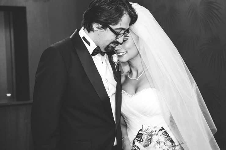 Düğün Fotoğrafı Portre