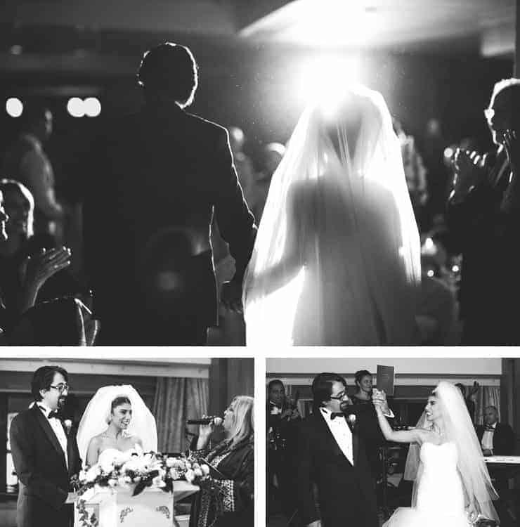 Düğün Fotoğrafı - nikah töreni