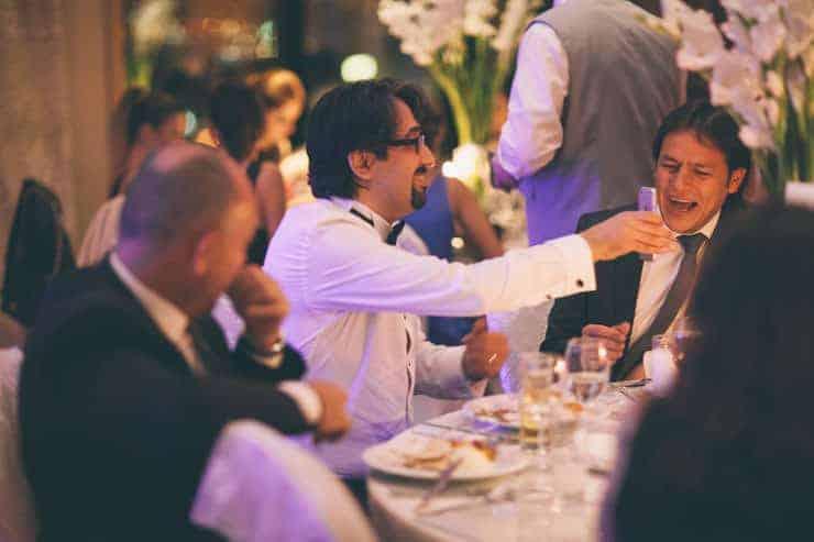 İzmir Mövenpick Hotel Düğün Gecesi