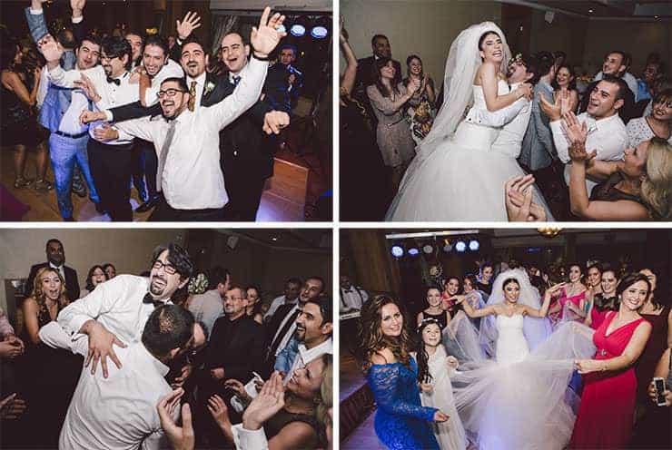 Düğün Fotoğrafı Gece Eğlence
