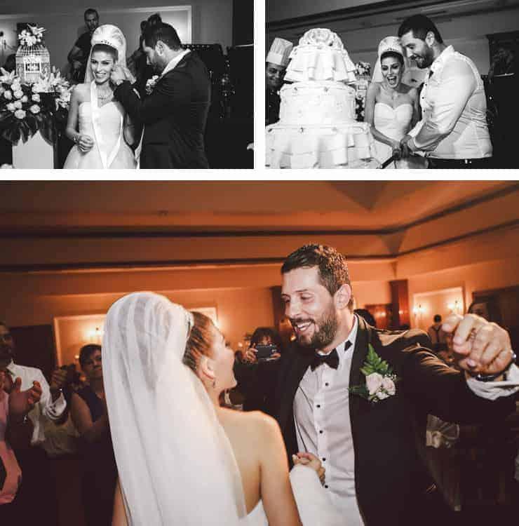 Salamis Bay Conti Hotel Düğün Fotoğrafları - party