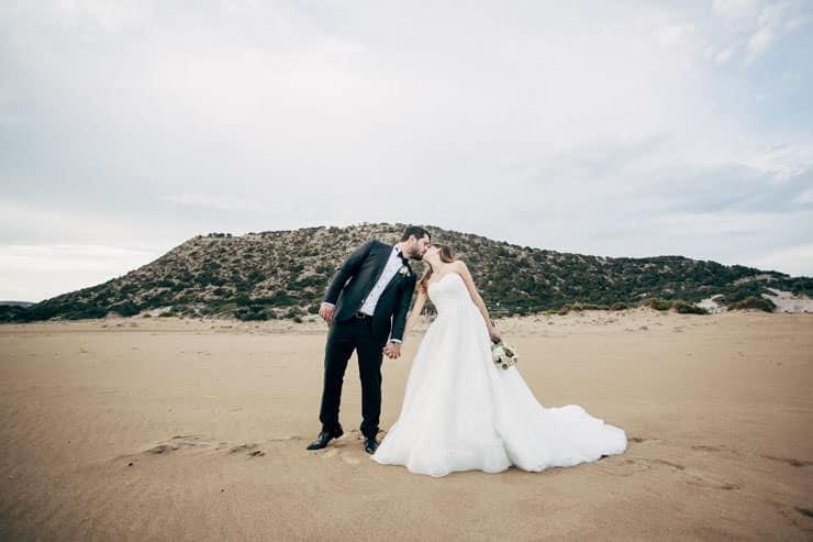 beach wedding famagusta