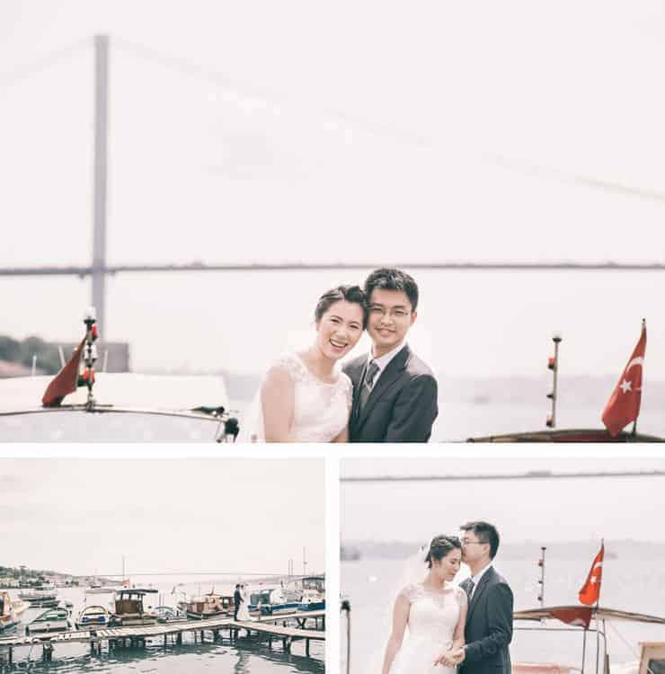 Düğün Fotoğrafı - gelin damat