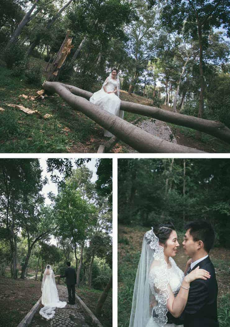 Düğün Fotoğrafı - yıldız parkı