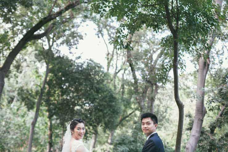 Düğün Fotoğrafı - natural couple