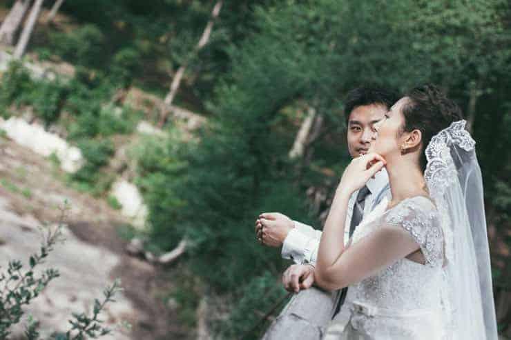 Düğün Fotoğrafı - pozlar