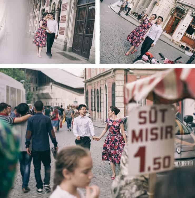 Düğün Fotoğrafı - sirkeci