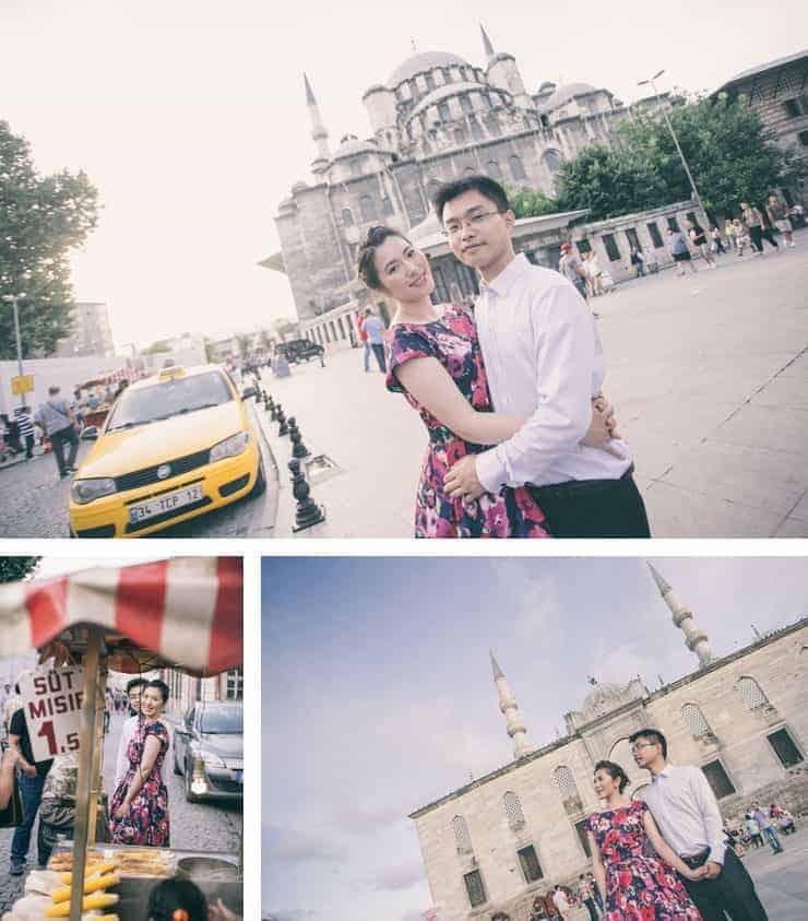 Düğün Fotoğrafı - yeni cami