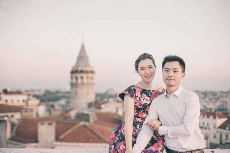 Düğün Fotoğrafı - galatada