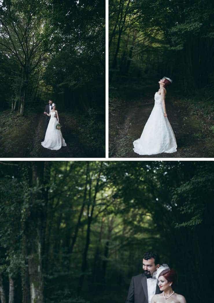 Atatürk Arboretum Wedding