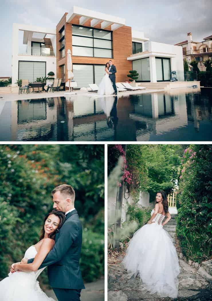 Girne düğün fotoğrafı