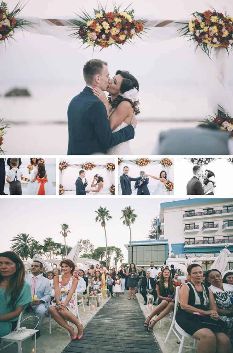 KKTC düğün anı