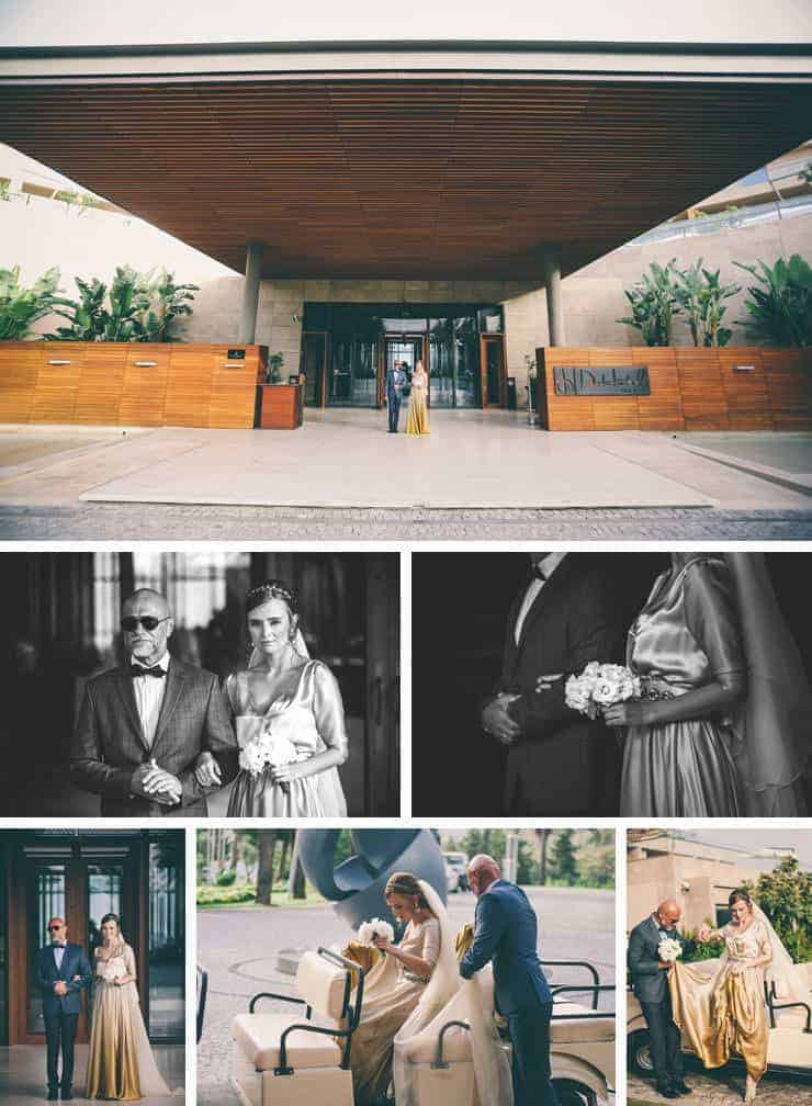 turkey wedding photos - gelin geliyor