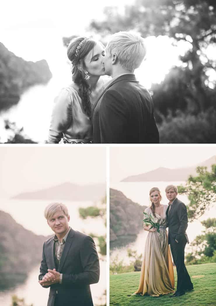 turkey wedding photos - gelin damat pozlar