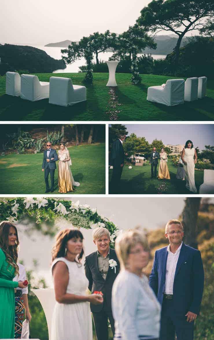 turkey wedding photos - dugun mekanı d-hotel maris
