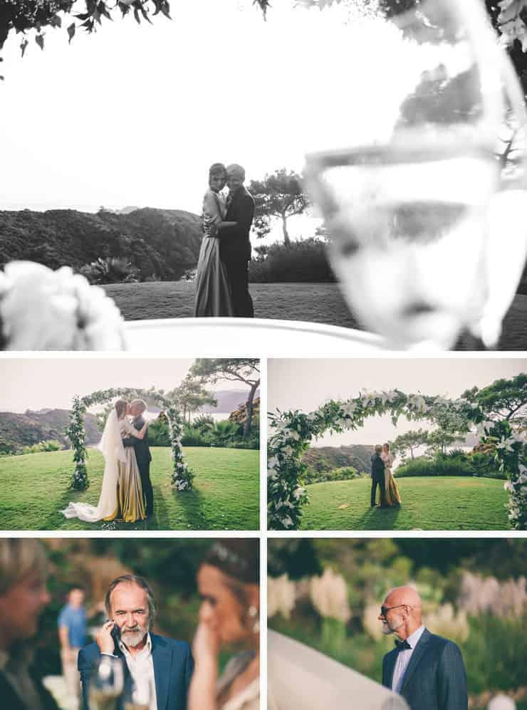 turkey wedding photos - marmaris rus düğünü