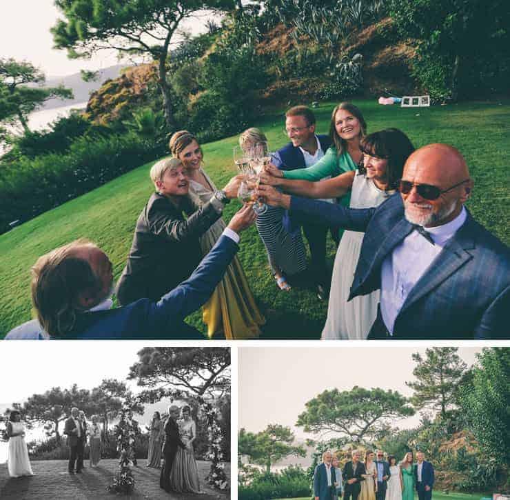 turkey wedding photos - rus düğünü marmaris d-hotel maris