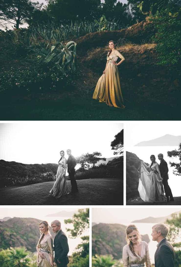 turkey wedding photos - marmaris dış çekim foto
