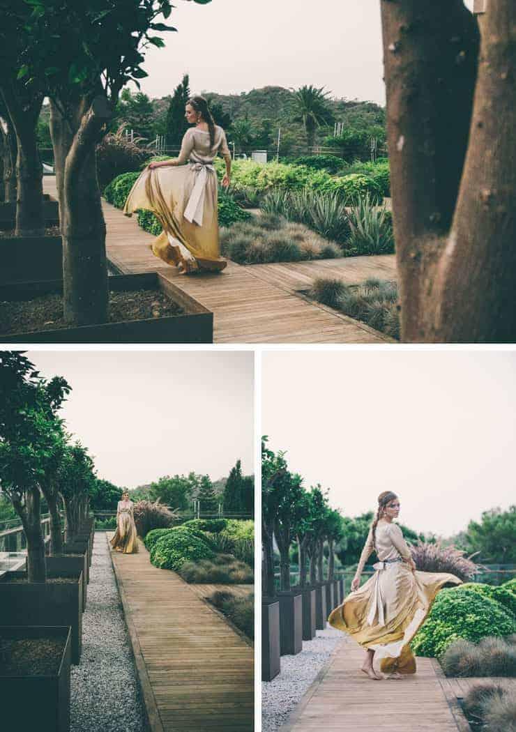 turkey wedding photos - d-hotel maris teras çekimleri