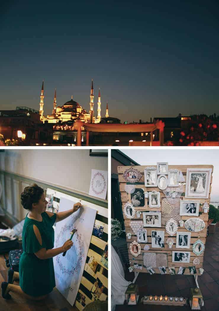 istanbul weddings sultanahmet