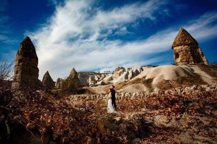 Cappadocia Wedding Photos Turkey