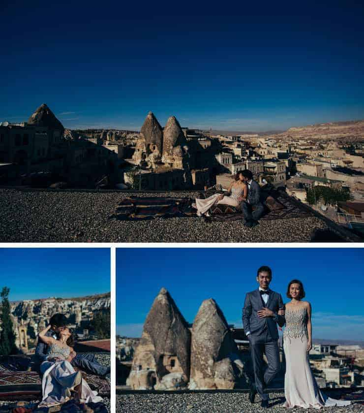 turkey cappadocia wedding photos