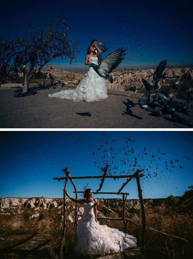 turkey cappadocia wedding photos