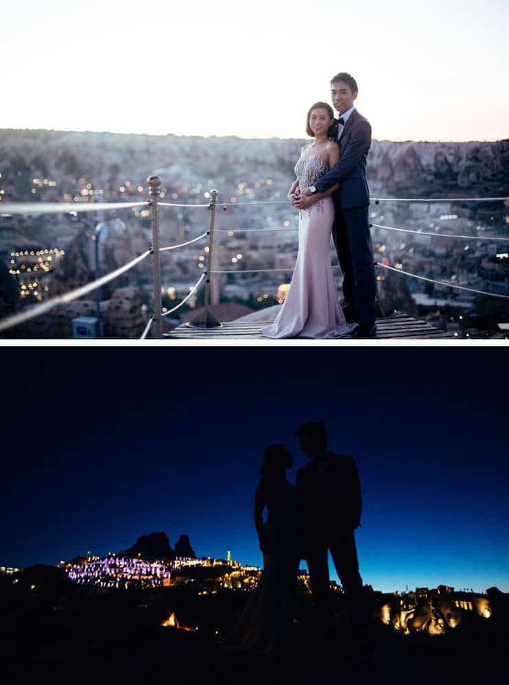 turkey cappadocia wedding photos singapore