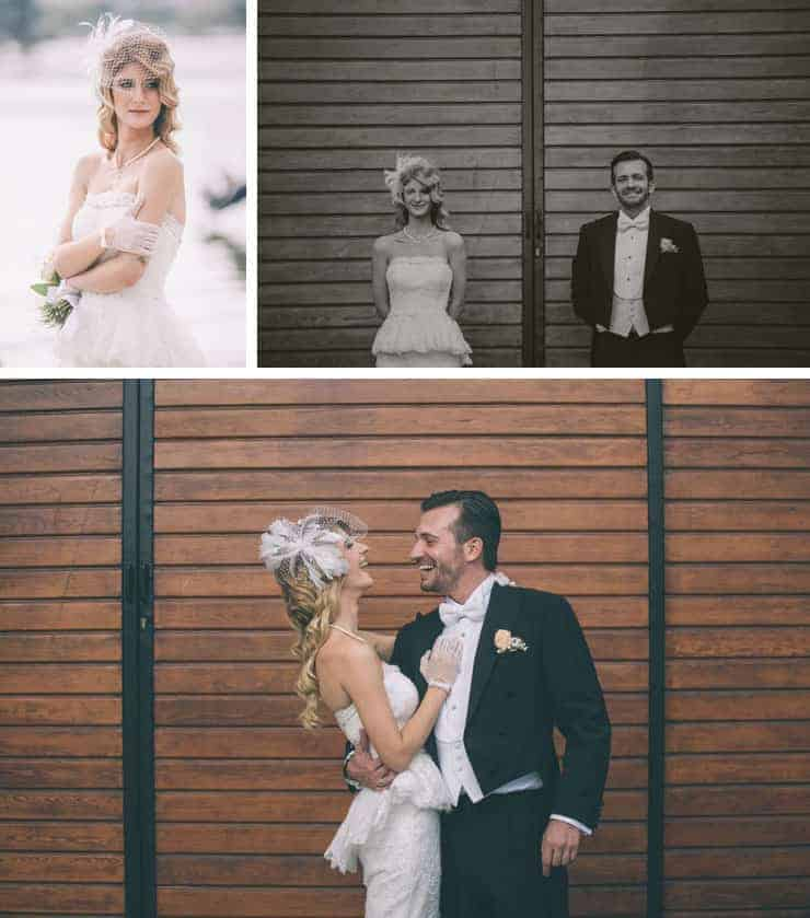 istanbul Gatsby style wedding photos