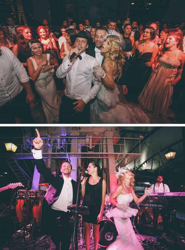 istanbul wedding party photos