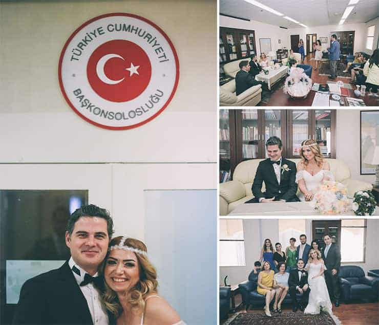 dubai wedding photographer - wedding turkish embassy