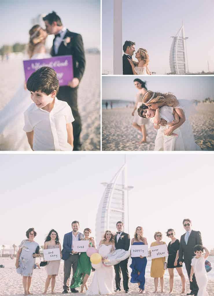 dubai de düğün fotoğrafçılığı