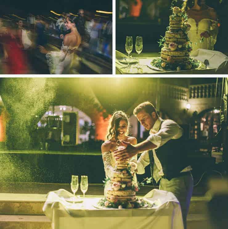 cyprus wedding cake ceremony akpinar Patisserie