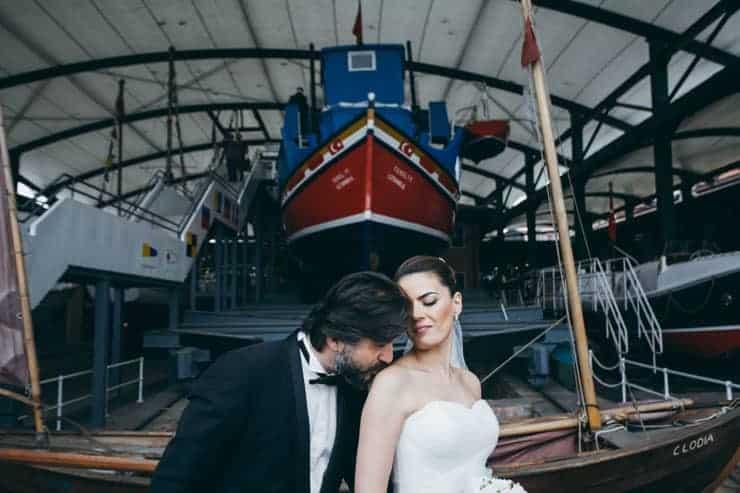 wedding portrait istanbul